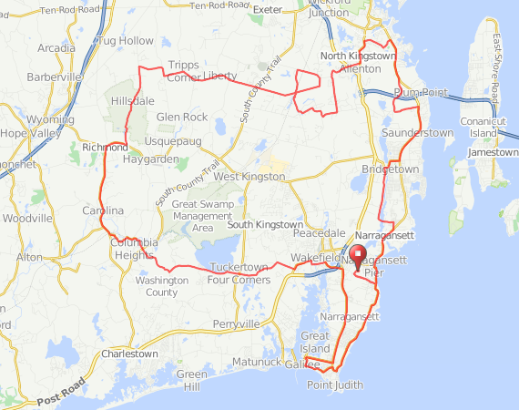 Tour De Cure New England
