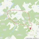 Adirondack Lakes bicycle ride
