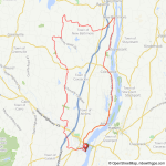Hudson River bicycle ride