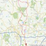 Lancaster bicycle ride
