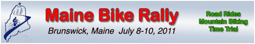 Maine bike Rally