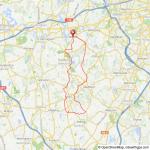 Natick-Norfolk bicycle ride