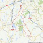 Webster-Millbury bicycle ride