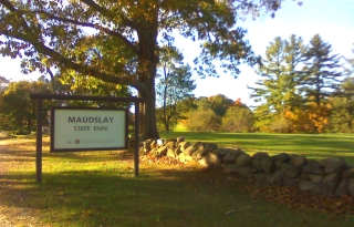 Newburyport Maudslay bike ride
