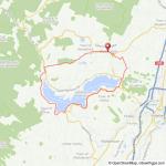 Ashoken Reservoir bicycle ride