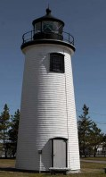 Plum Island lighthouse bicycle ride