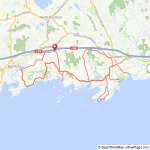 Branford CT bicycle ride
