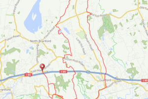 Branford Guilford bicycle ride