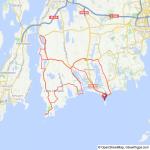 Buzzards Bay bicycle ride