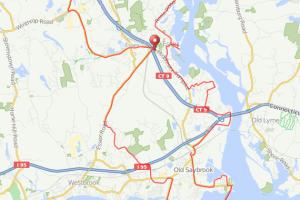 Essex Old Saybrook bicycle ride