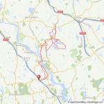 Moodus CT bicycle ride