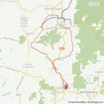Williamstown to Bennington bicycle ride