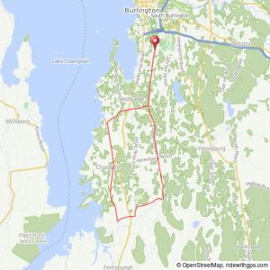 Greenbush VT bicycle ride