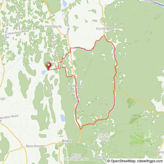 Monkton bicycle ride