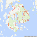 Mount Desert Island bicycle ride