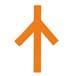 Scotty dog arrow