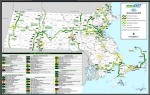 Bay State Greenway map
