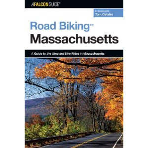 New England bicycle route books