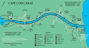 Cape Cod Canal bike path