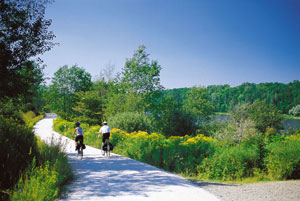 Cycling Quebec