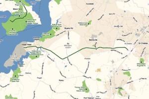 Indian Head Rail Trail