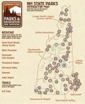 New Hampshire State Parks bicycle trails