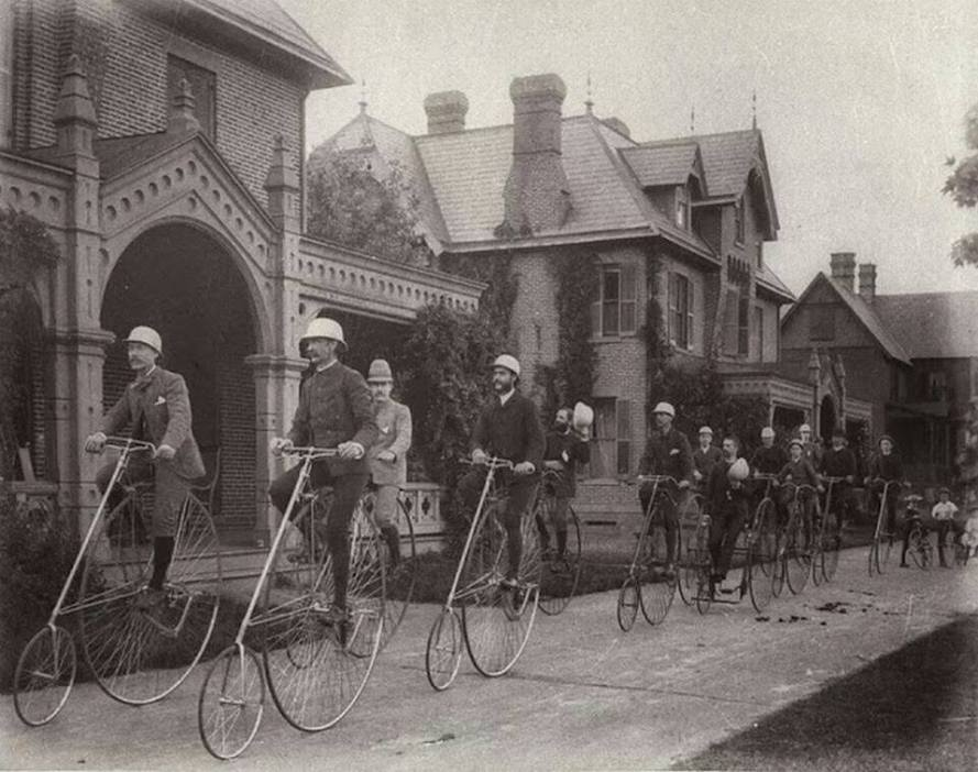 The Kendall Green Bicycle Club