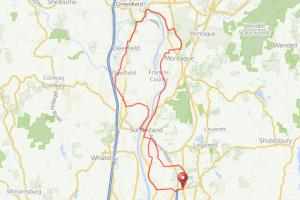 Old Deerfield bicycle ride