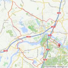 Newburyport-Amesbury bicycle ride