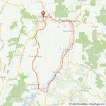 Mount Greylock bicycle ride