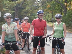 North Shore Cyclists Berkshire ride