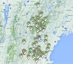 New Hampshire bicycle trails