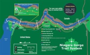 Niagara Gorge trails