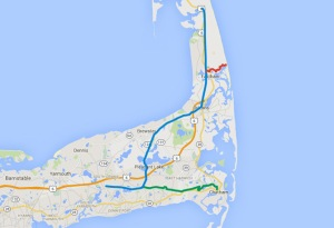 Cape Cod Rail Trails
