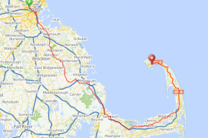 Boston to Provincetown H2B Harbor to the Bay