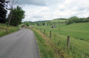Westland branch of the Montour trail