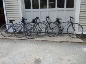Jamis Coda (4 bicycles)