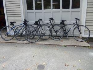 Jamis Coda (4 bicycles)