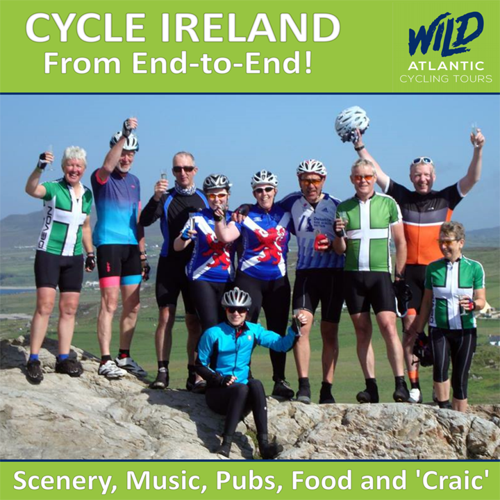 Wild Atlantic Cycling