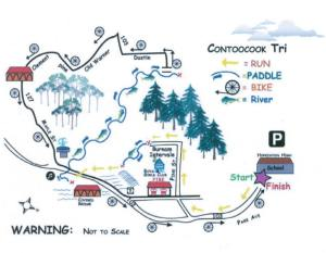 Contoocook Carry Triathelon