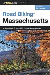 Road biking in Massachusetts