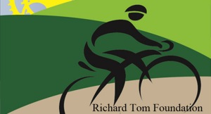 Richard Tom Foundation bike ride