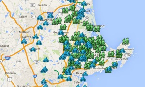 Rides and hikes on the Massachusetts North Shore