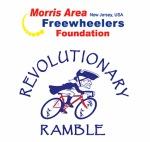 Revolutionary Ramble, Morristown NJ
