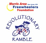 Revolutionary Ramble, Morristown NJ