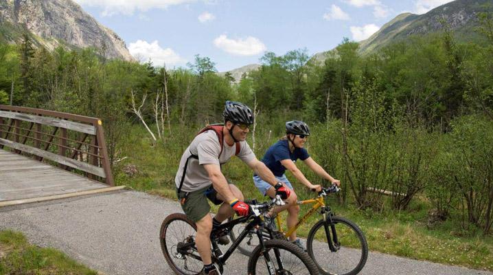 New England Explorer bicycle tour