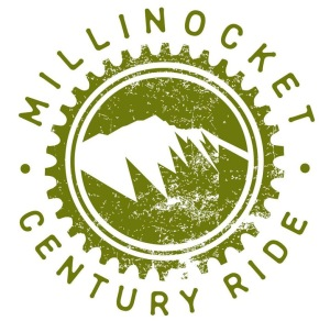 Millinocket Maine Century bicycle ride