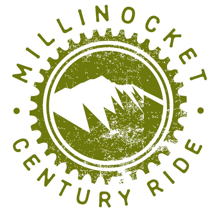 Millinocket Maine Century bicycle ride